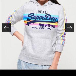 Super Cute Girls Superdry hoodie